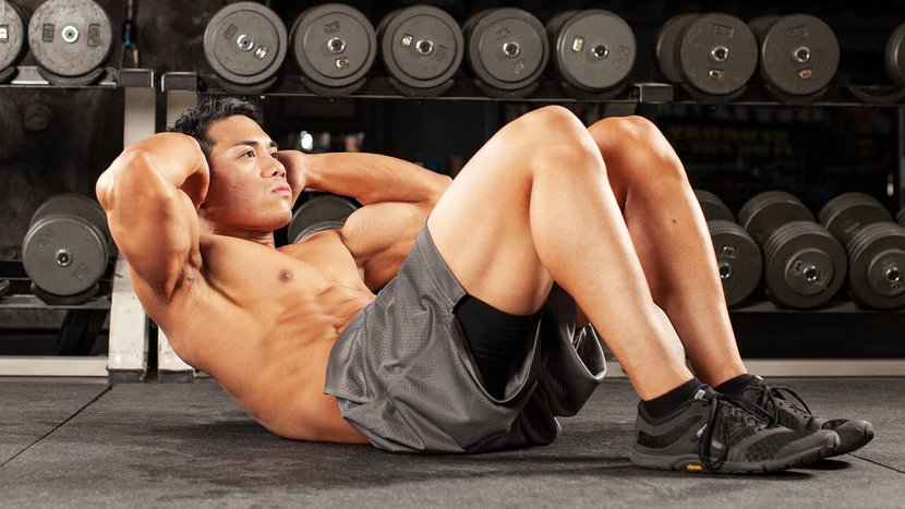 Myths, useful tips and a set of exercises for pumping up the abdominal muscles at home