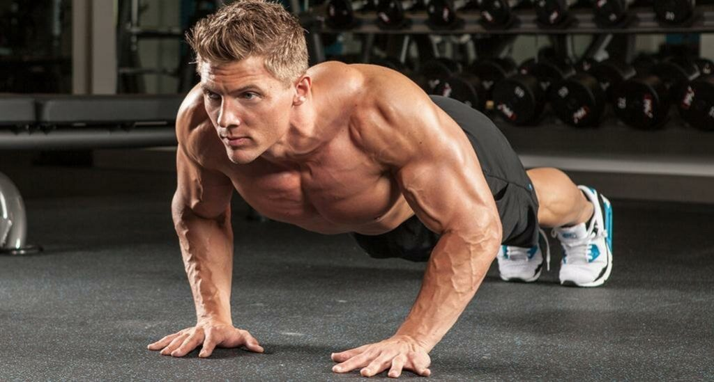 push-ups and how to do it correctly